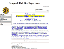 Tablet Preview of campbellhallfd.org